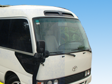 Shuttle Bus Transportation